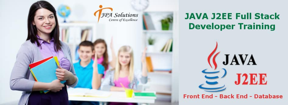 java j2ee full stack developer Training in Chennai