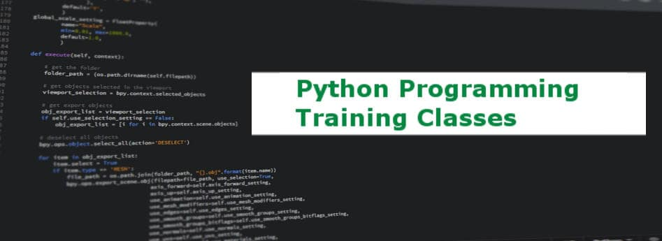 Python Programming Training in chennai